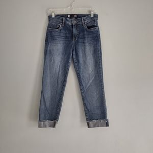 Kut From The Kloth Ankle Cuff Jeans Size 4